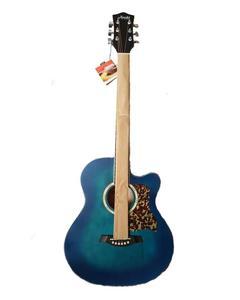 Japanese Acoustic Guitar - 40 '' - Blue Burst