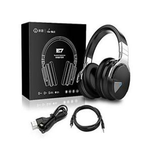 Cowin E-7 Active Noise Cancelling Bluetooth Wireless Headphones