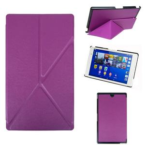 Ultra Slim Leather Case Cover Skin For 8inch Sony Xperia Z3 Tablet PP