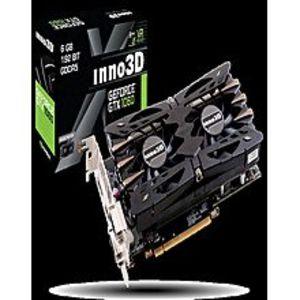 iNNOGeForce GTX 1060 - 6GB GDDR5 - Twin X2 192Bits