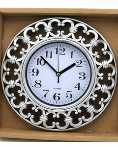 "Antique Style Wall Clock - Multicolor - 10""x 10"""