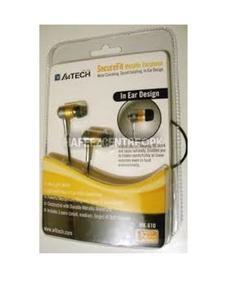 MK-650 - Wired - In-Ear Earphones - Black