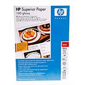 HP Q6616A - HP A4 Superior Glossy Photo Paper for Laser Printer - 150 Sheets 160gm