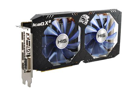 HIS RX 580 IceQ X² OC 4GB 256Bit GDDR5 Directx 12 Advanced Gaming Graphic Card