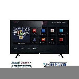 TCL S62 - Smart Full HD LED TV - 40 - Black""
