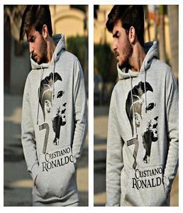 Full Sleeves Printed Sweatshirt