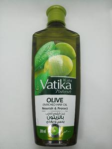 VATIKA - Olive Oil for Nourish and Protect hair oil 200ml