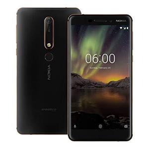 "Nokia 6.1 (2018) - 5.5"" - 3Gb Ram + 32G Rom - 16Mp Camera"