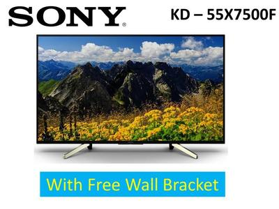 SONY 55 Inch 4K ULTRA HD HDR SMART Android LED TV KD - 55X7500F
