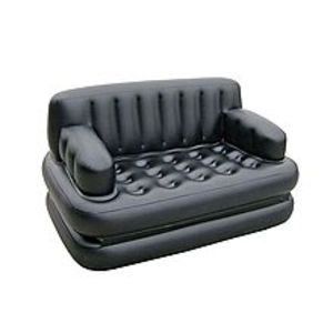 Bestway5 In 1 - Sofa Cum Bed With Air Pump
