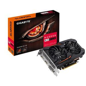 GIGABYTE AMD Radeon RX 560 16CU GV REV2.0 4GB 128-Bit GDDR5 ATX Gaming Graphic Card