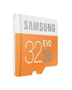 Samsung Micro Sd Card - 32Gb - Orange