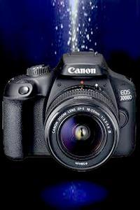 Canon 3000D+18-55mm III