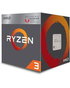 Ryzen 3 2200G Processor With Radeon VegaGraphics