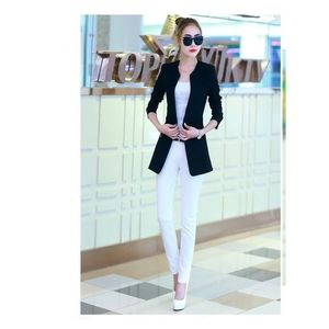 Black Fleece Trench Long Coat For Women