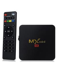 Mini 4k - Android X Box - Black