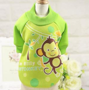 Perfect Meet 2019 New Small Puppy Pet Dog Cat Clothes Hoodie Winter Warm Sweater Coat Costume Apparel