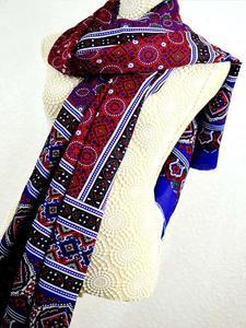Multicolor Color Sindhi Ajrak ES-234