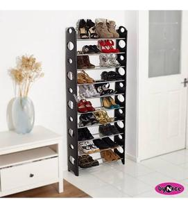 The Drawing Room-Stock able Shoe Rack Shoe Shelf 4 Layers Shoe Stand Best for home use