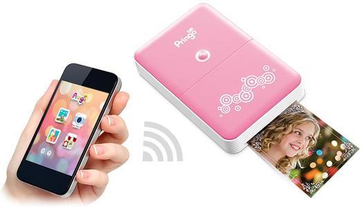 HiTi P231 Pringo Portable Wireless Photo Printer for Mobile