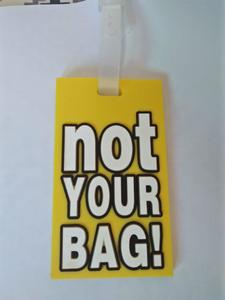 luggage tag, school bags, travel bag, colour yellow