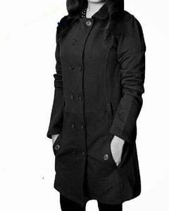 black coat fr girls