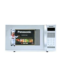 Panasonic NN-CT651M Convection Microwave Oven - Silver (Brand Warranty)