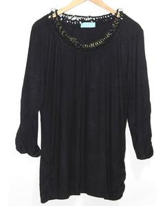 Black Stylish Kurti For Women