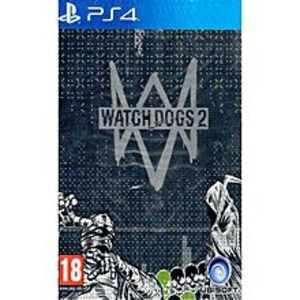 UbisoftWatch Dogs 2 Steel Book Edition - PS4