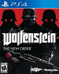 Wolfenstein - The New Order - PS4