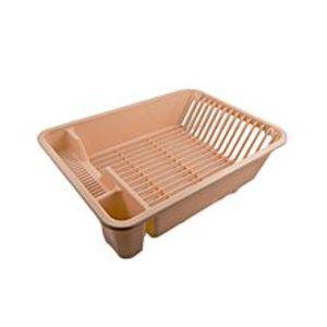 Daraz HomeKitchen Sink Dish Drying Rack - Beige