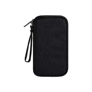 Travel Universal Cable Organizer Cases Electronics Accessories Storage Bag for Headphone ,Cables, Chargers, Memory Cards