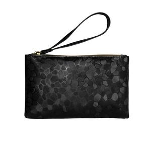 Fashionable Style Mobile Phone Bag Women Lady Smooth PU Leather Clutch Handbag