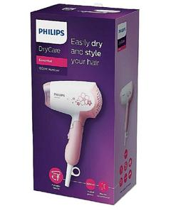 Hair Dryer Hp-8018 - White & Pink