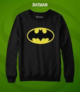 Black Batman Sweatshirt For Him