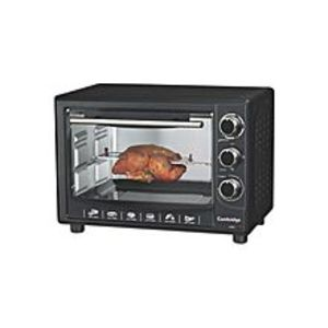 Cambridge ApplianceEO 6134 - Electric Oven With B.B.Q Grill - Black
