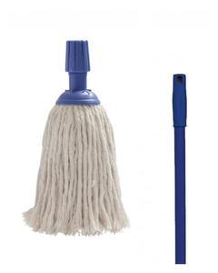 Mini mop PK 250gm + Iron handle 140cm with thread