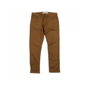 Little Me SUITBLANCO Straight Fit Premium Cotton Camel Brown Chino