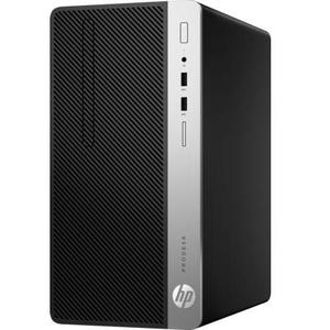 HP EliteDesk 800 Tower  Ci7 8700 4GB 1TB Dos With 18.5'' LED