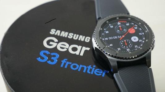 Samsung Gear S3 Frontier - 100% Original (NO REPLICA 100% ORIGINAL PRODUCT)