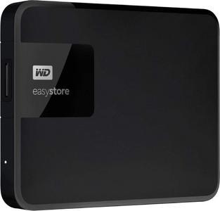Western Digital Easystore Portable Hard Drive 1TB - Black