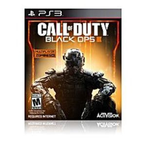 Activision Call of Duty: Black Ops III - Standard Edition - PS3