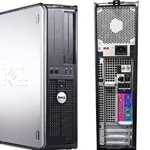 DEL 755 3.0 GHZ 8GB Ram 500 GB Hard Drive DVDRW Desktop