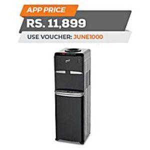 HOMAGEHWD-29 - Water Dispenser - Black