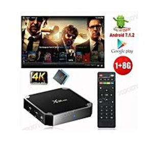 Shop7Smart Tv Box Quad Core  Android 7.1 3GB/16GB Tv Set