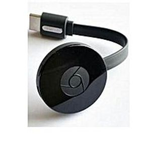 Google Google Chrome Cast - Black
