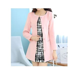 SunShine pink  STYLISH LADIES COAT FOR WINTER