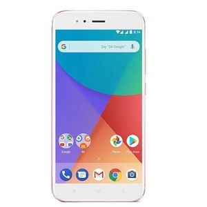 Mi A1 - Android One - 5.5 - 4GB - 64GB - 12MP - 4G - Rose Gold