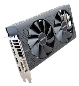 AMD PULSE RADEON RX 570 4GB GDDR5 GAMING EDITION (BACK PLATED)