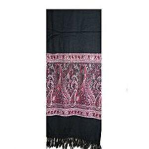 UniqueBlack - Kashmiri Pashmina Shawl For Women